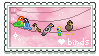 Birds stamp by Katridog