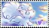 Alolan Vulpix stamp by Katridog