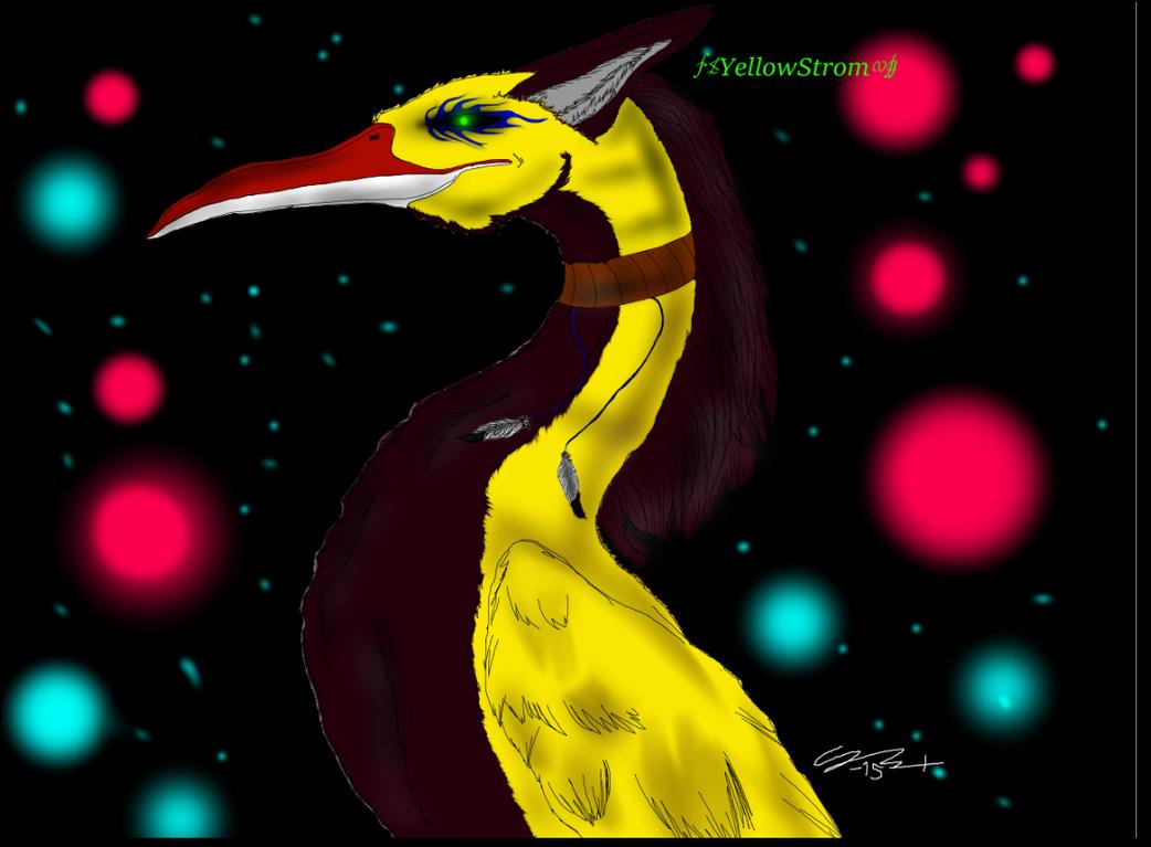 YellowStrom. by TheMushroomxX on DeviantArt  YellowStrom. by...