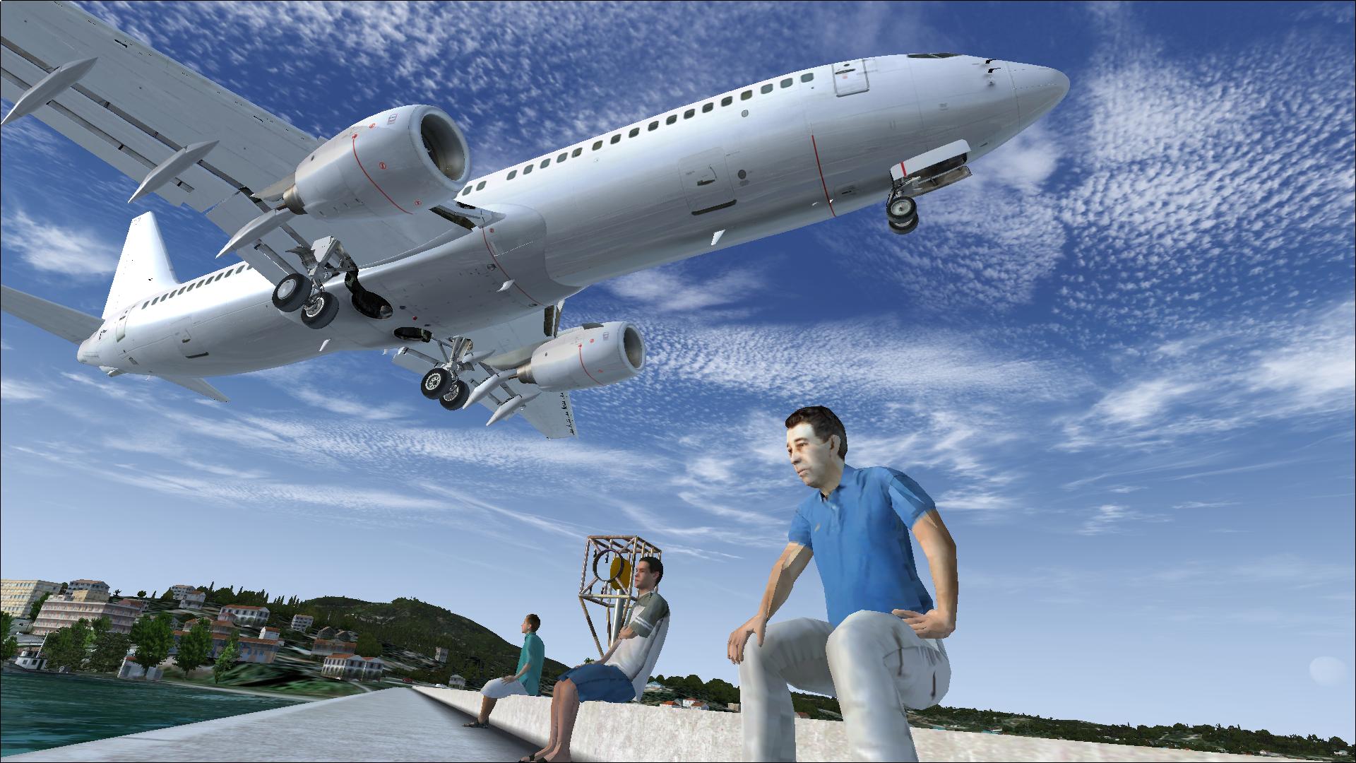 The Plane Spotters of Corfu - FSX by HYPPthe on DeviantArt
