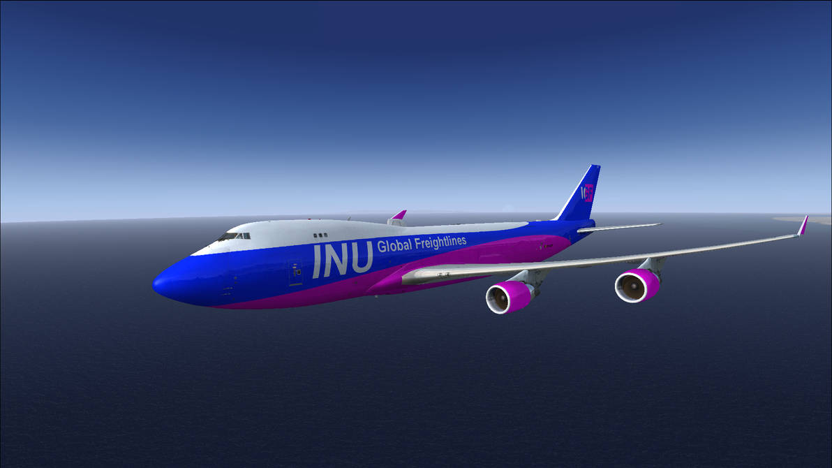INU Global Freightlines - FSX by HYPPthe on DeviantArt