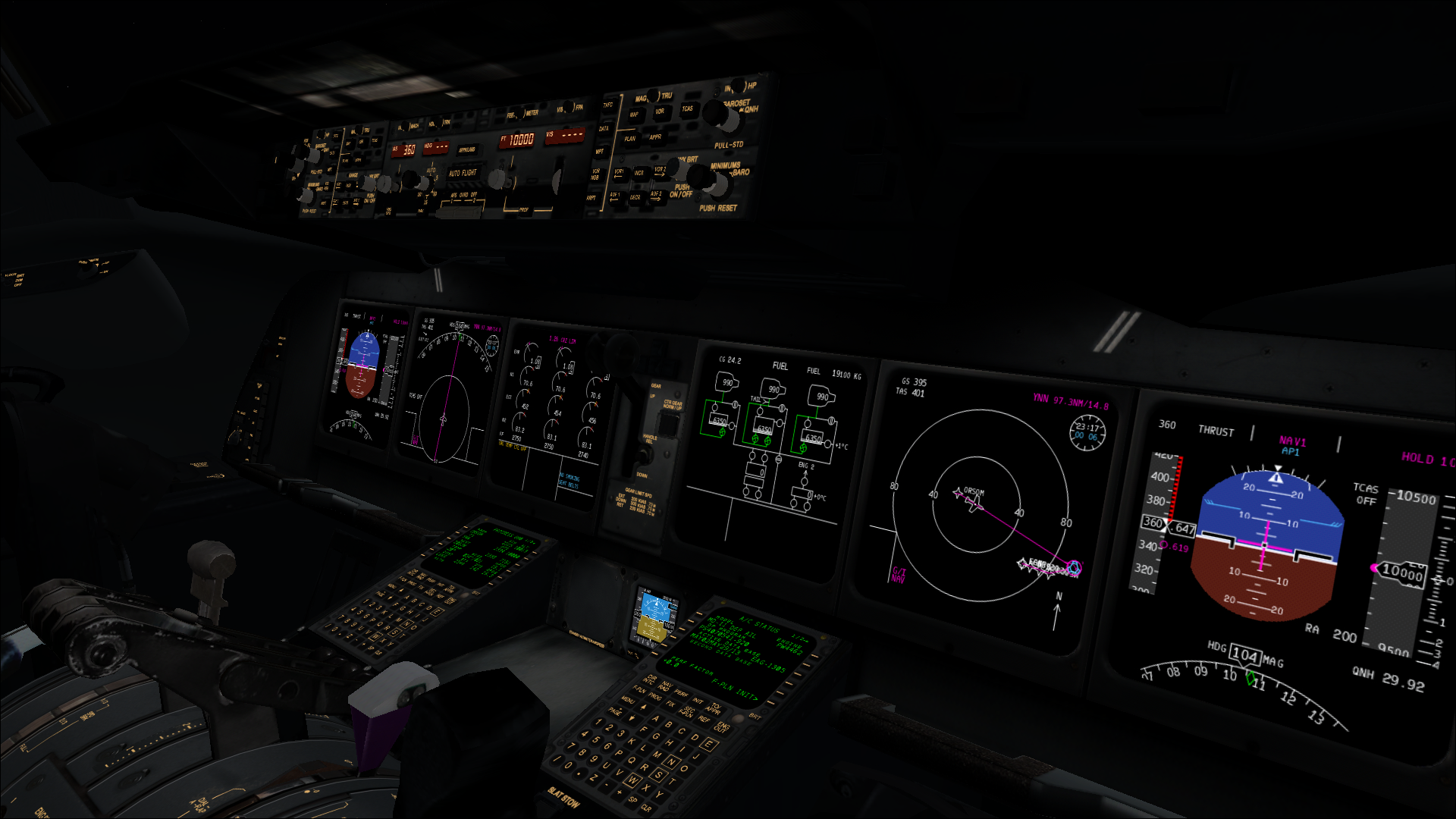 Freeware Fsx Md-11 Cockpit Related Keywords & Suggestions
