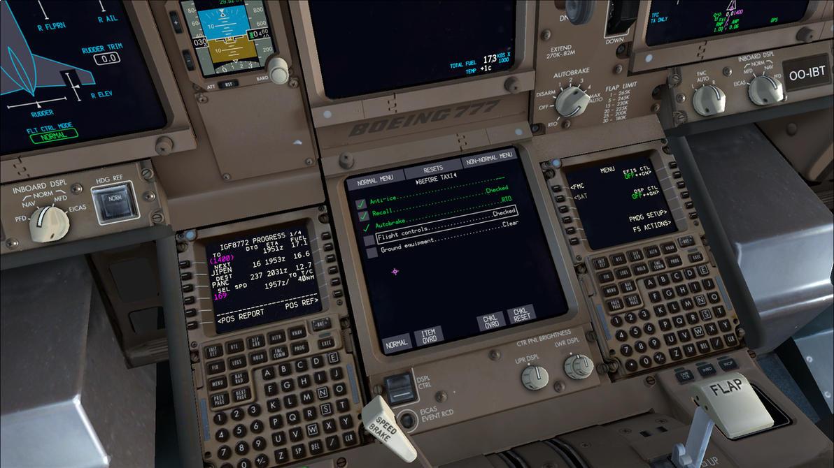 Boeing 777 fmc manual