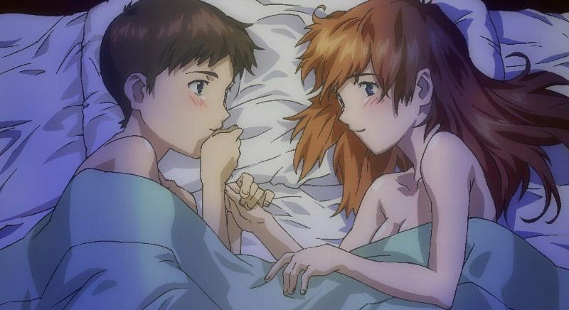 Rei and asuka hentai evangelion