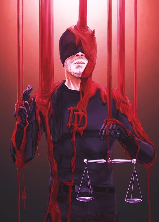 Daredevil by retkit on DeviantArt