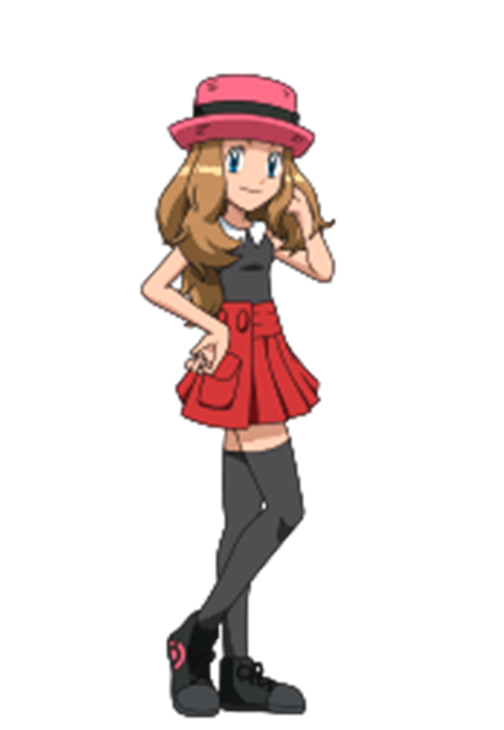 serena s mum naked from pokemon