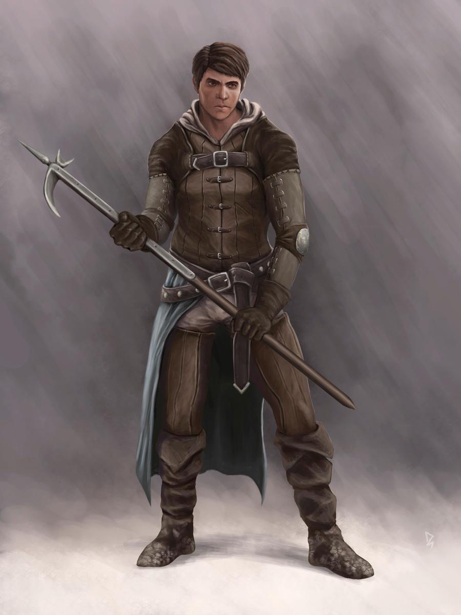 Leather Armor by Karehb