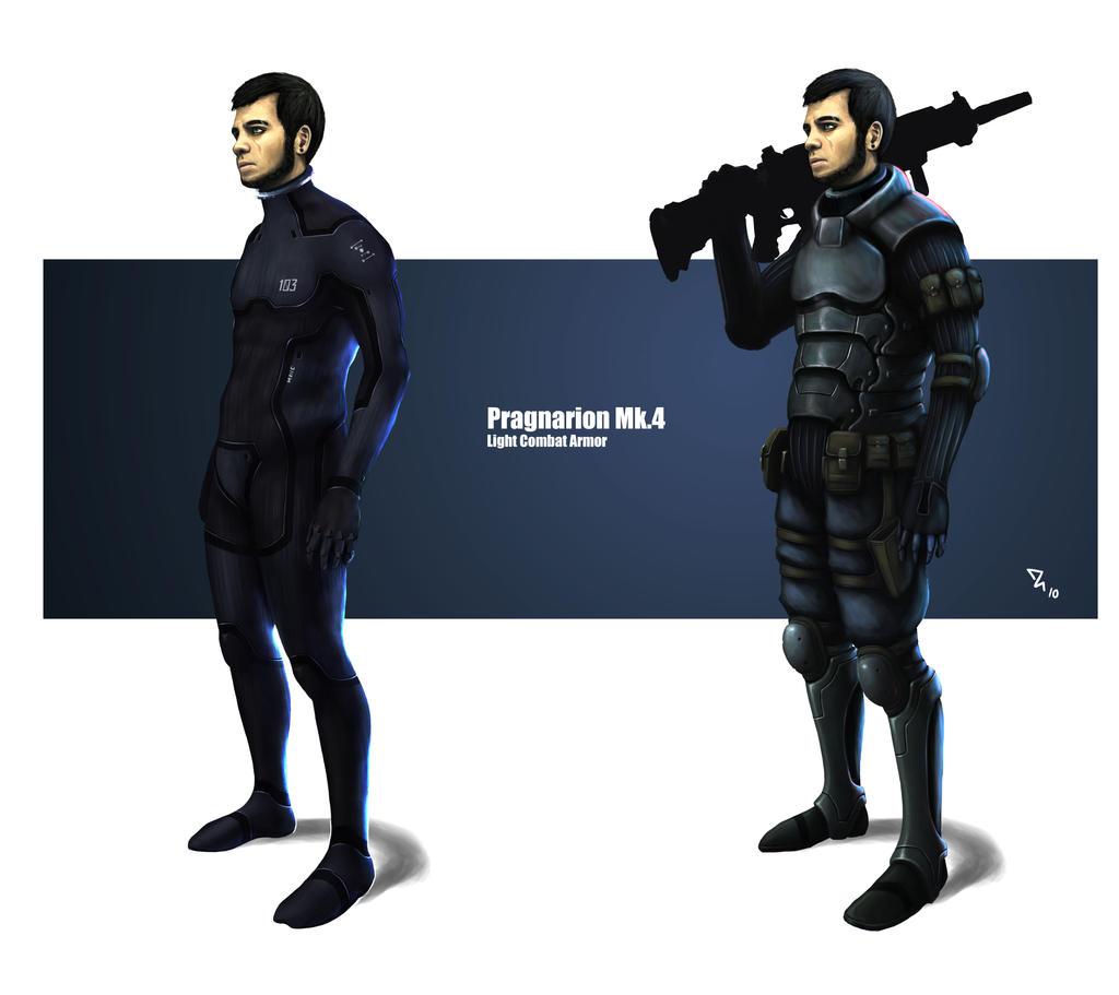 Pragnarion Mk.4 by Karehb