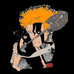 Bleach : Ichigo Transformation