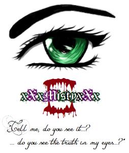 xXxMistyxXx's Profile Picture
