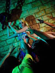 Juliet Starling - Lollipop Chainsaw by DollK