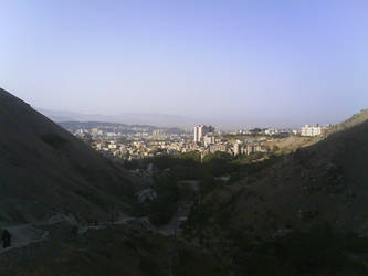Hello Tehran by quillet