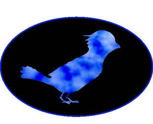 Blue bird by quillet