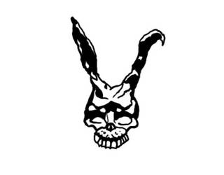 D.Darko-Frank's Head Tattoo by aliencatx