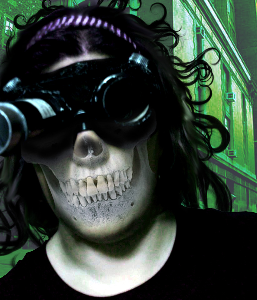 Peoplebuster of myself by aliencatx