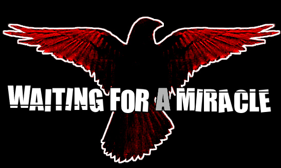 Waiting For a Miracle T Design by Atom303