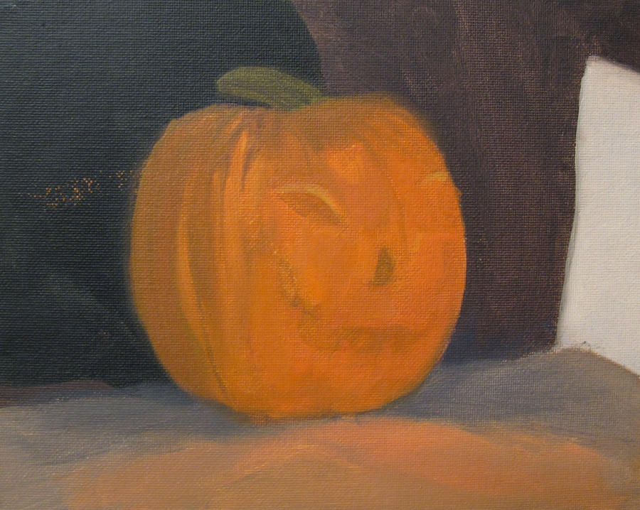 Oil Painting 20 by kartoonist