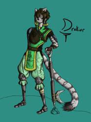 Drakior Final by Vaiyuu