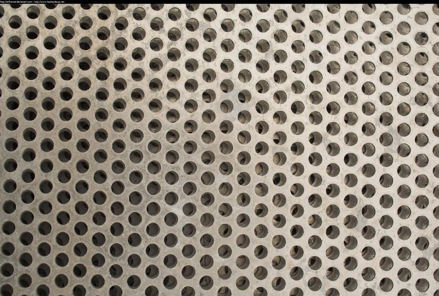 Aluminum grid by enframed