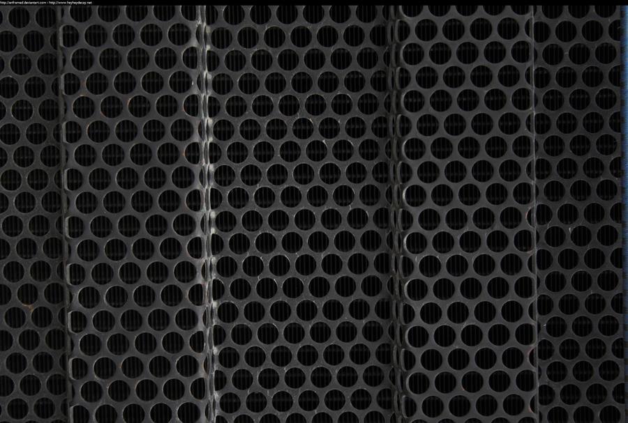 Black grid by enframed