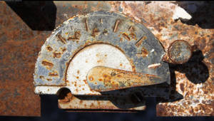 Rust-o-meter