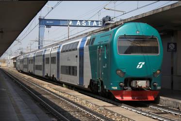 Italian train 1