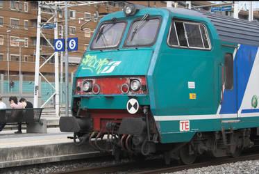 Italian train 2