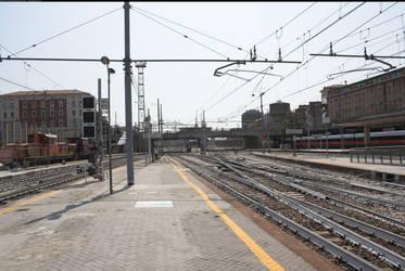 Railway station 2