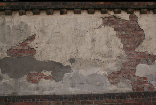 Wall decay texture