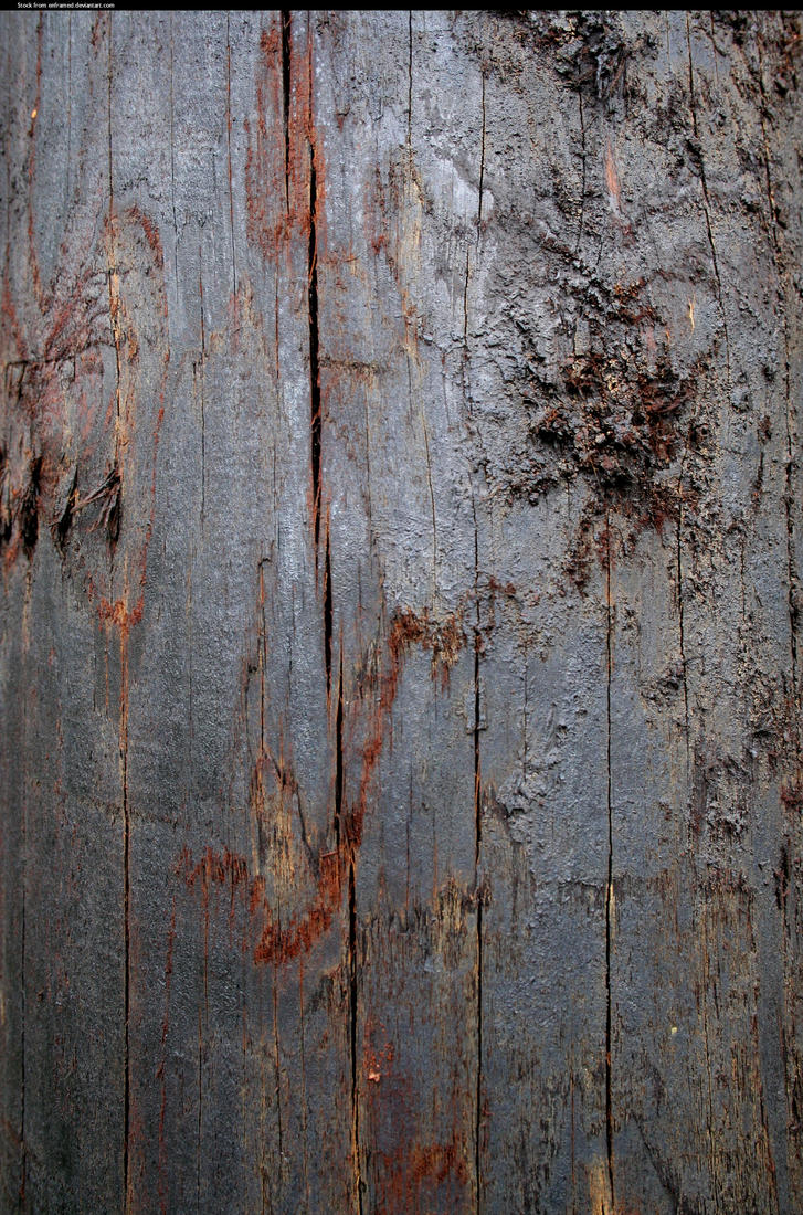 Dark wood texture by enframed