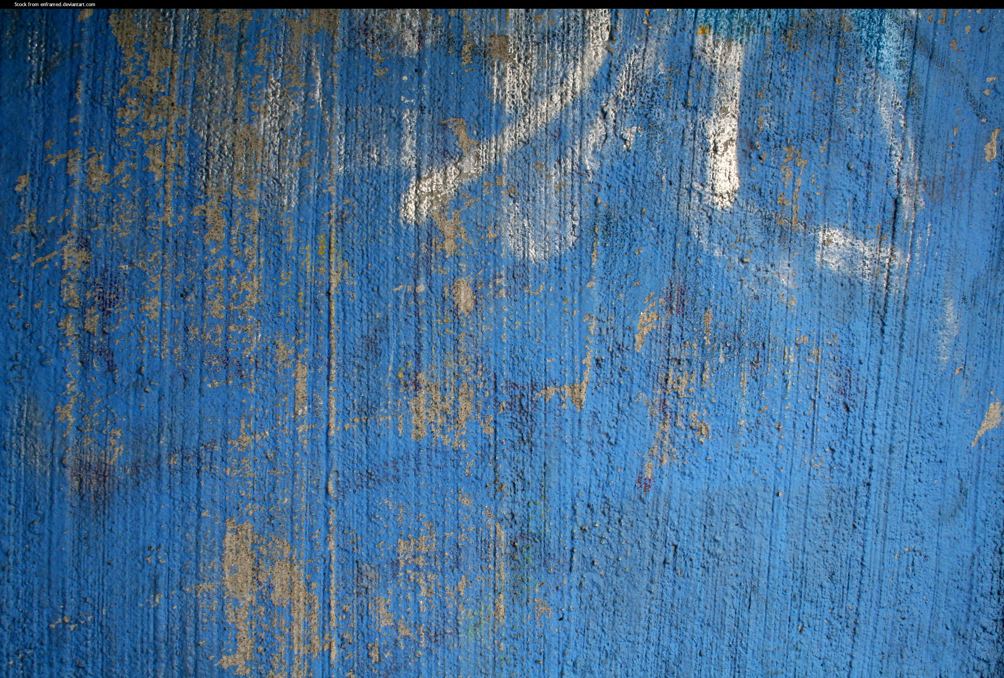concrete texture blue by enframed