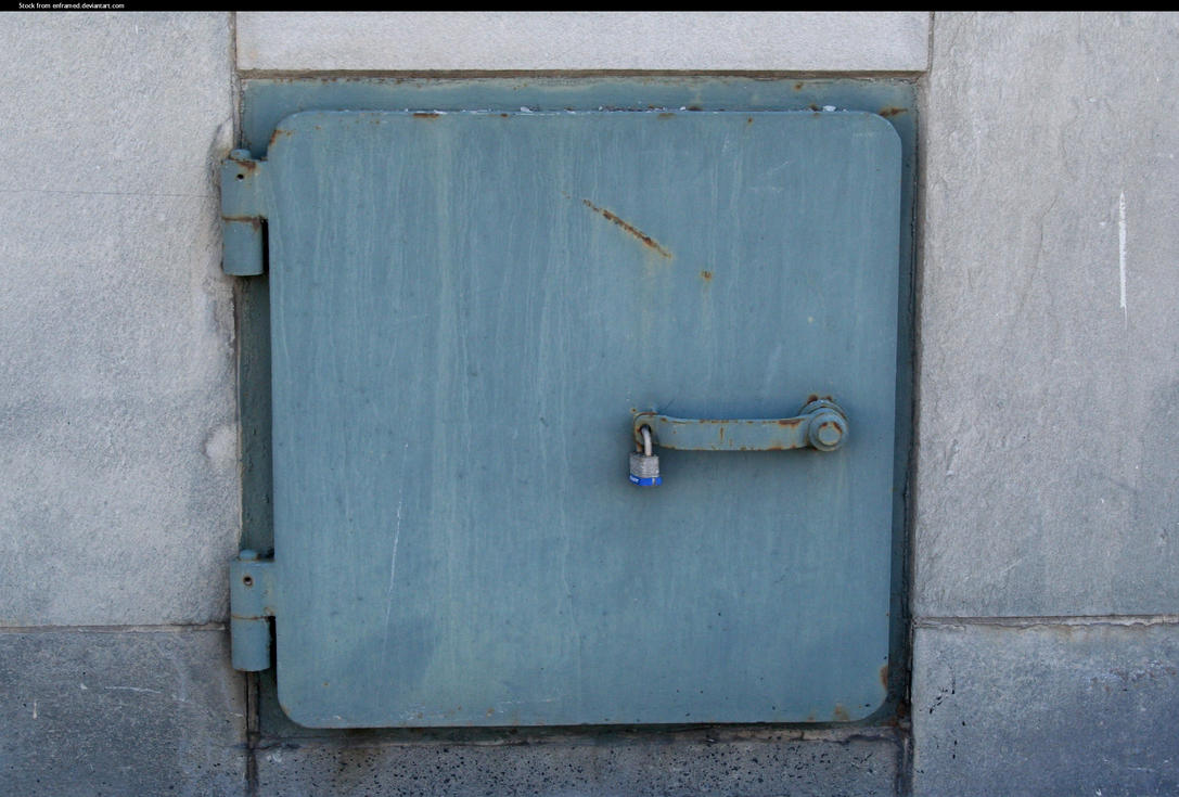 1538 #4E6476 Steel Door By Enframed On DeviantArt wallpaper Steel Entrance Doors 39852275