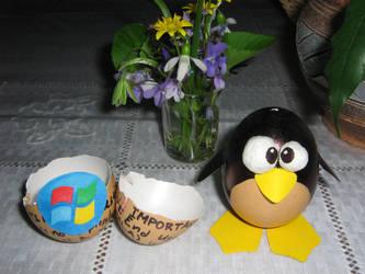 Easter Egg 1 by YesThisIsMe
