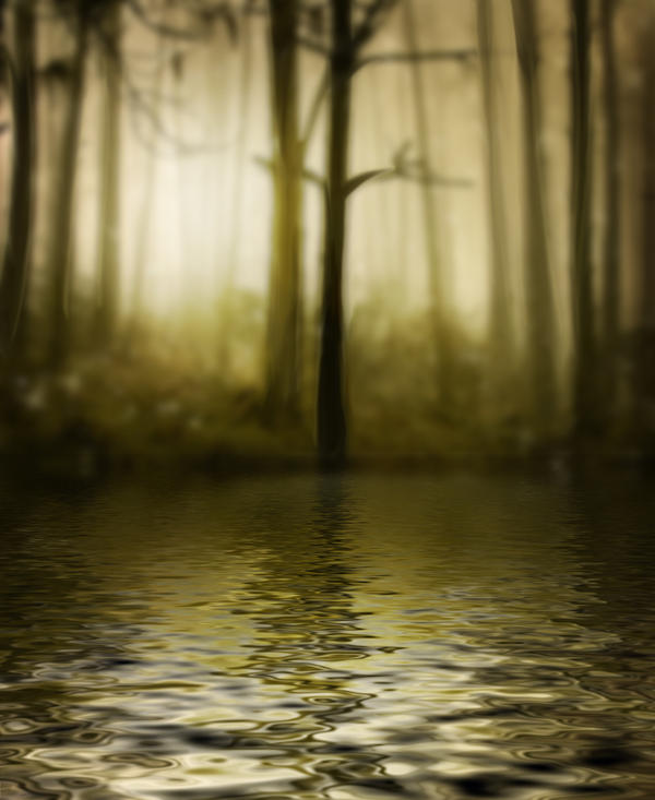 Wood Dream by moonchild-lj-stock