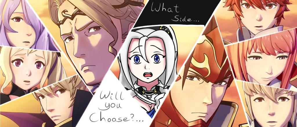 What choice will you make... by NinoSatori