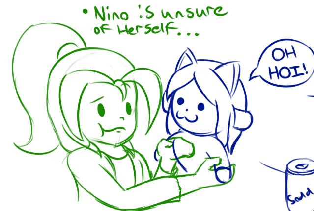 Undertale Stream Doodle 6 by NinoSatori