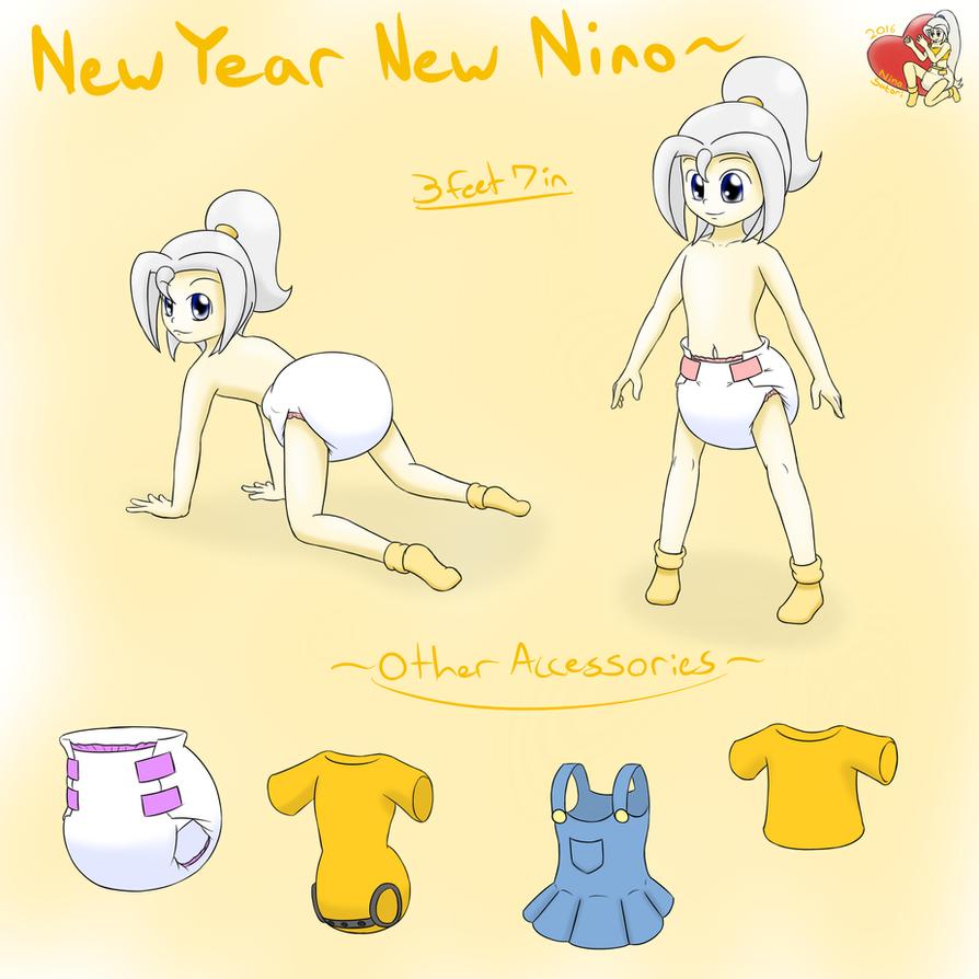 [ABDL Content Warning] New Year, New Nino! by NinoSatori