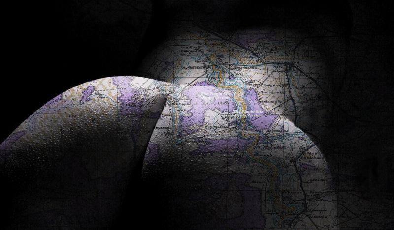 Body Map ii by saicze