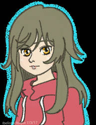 Unoko updated doodle by stillmasteringskill