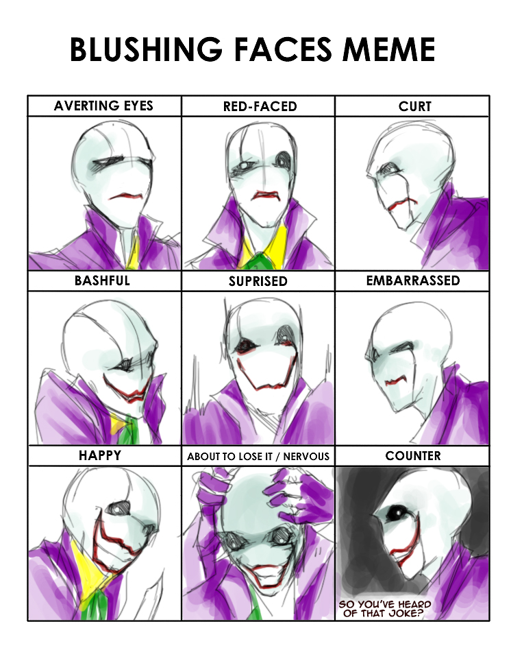 joker_gaster_blushing_meme_not_really__by_smileyfaceorg dado563 joker gaster blushing meme(not really) by smileyfaceorg on deviantart