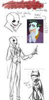 The Killingtale Sketchdump