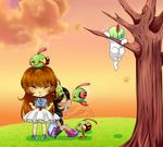 AA2 - Bonus evento del lago (Hana y Nalia)