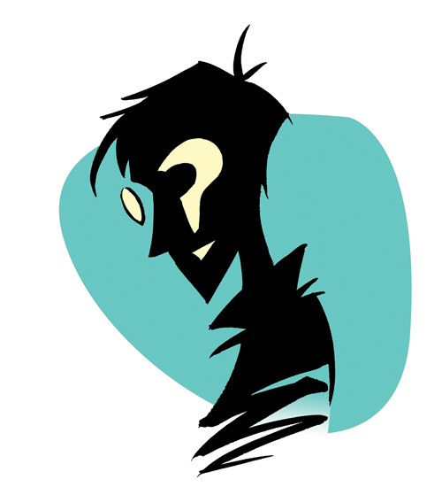 Mystery man by Phostex