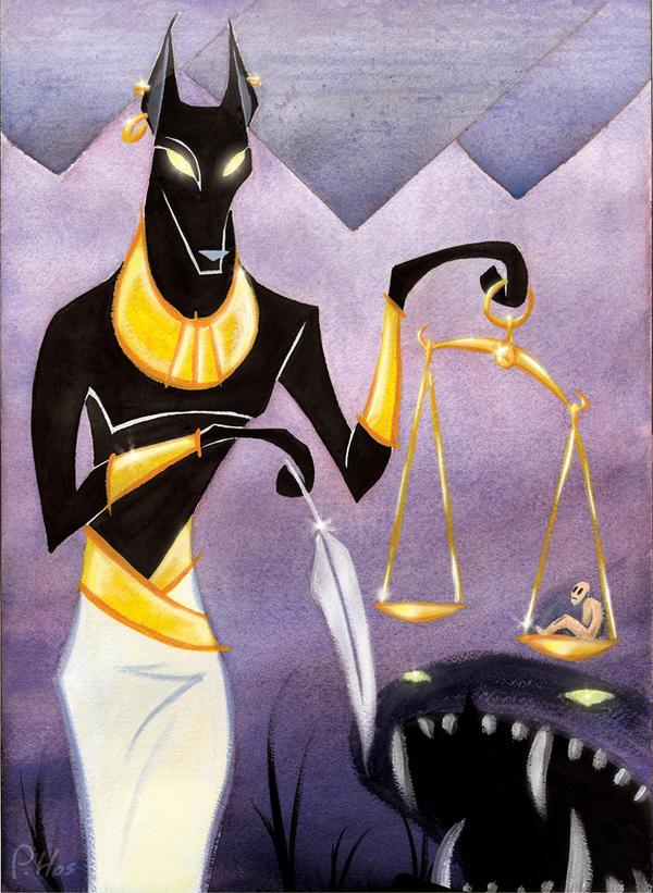Anubis by Phostex