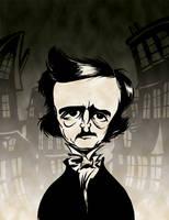 Poe's World II by Phostex