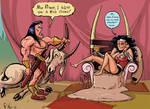 Conan hearts Diana