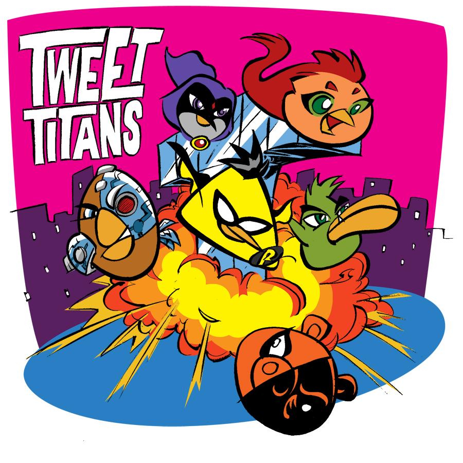 Tweet Titans by Phostex