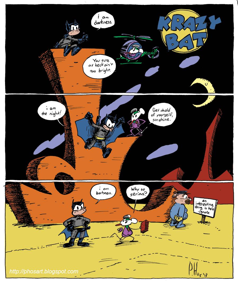 Krazy Bat by Phostex