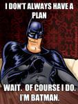 World's Most Interesting Batman