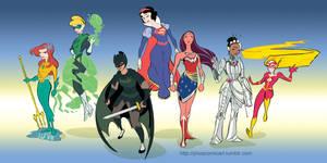 Justice Princesses